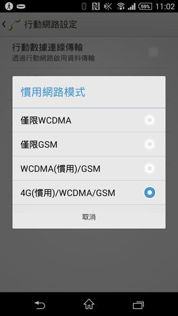 Sony Z1C 4G