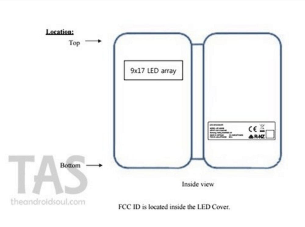 Note 7 LED Case