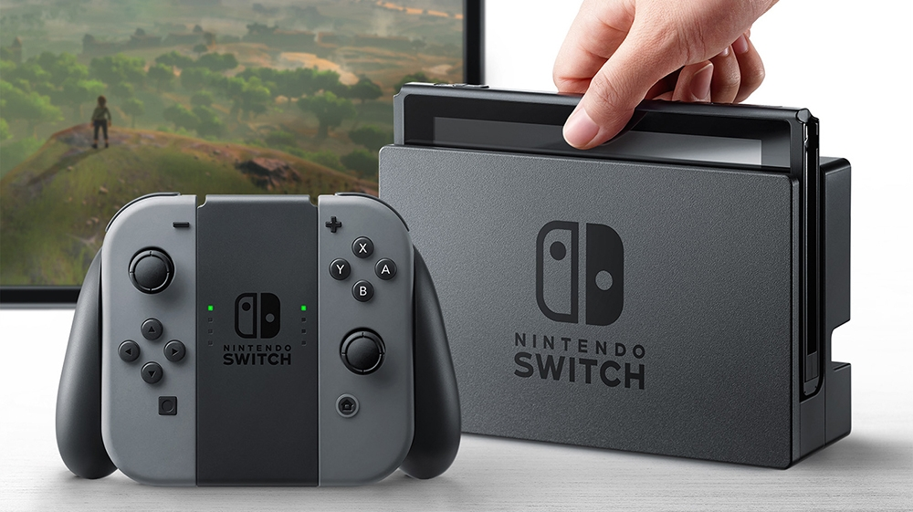 強大的任天堂Nintendo Switch遊戲機怎麼想出來的?