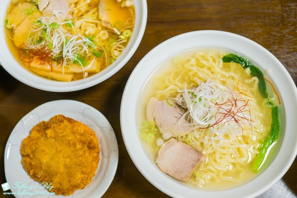 [日本‧福島]喜多方「塩川屋」拉麵~蜆湯底拉麵必吃!!