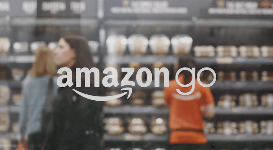Amazon推免排隊無人結帳實體店面