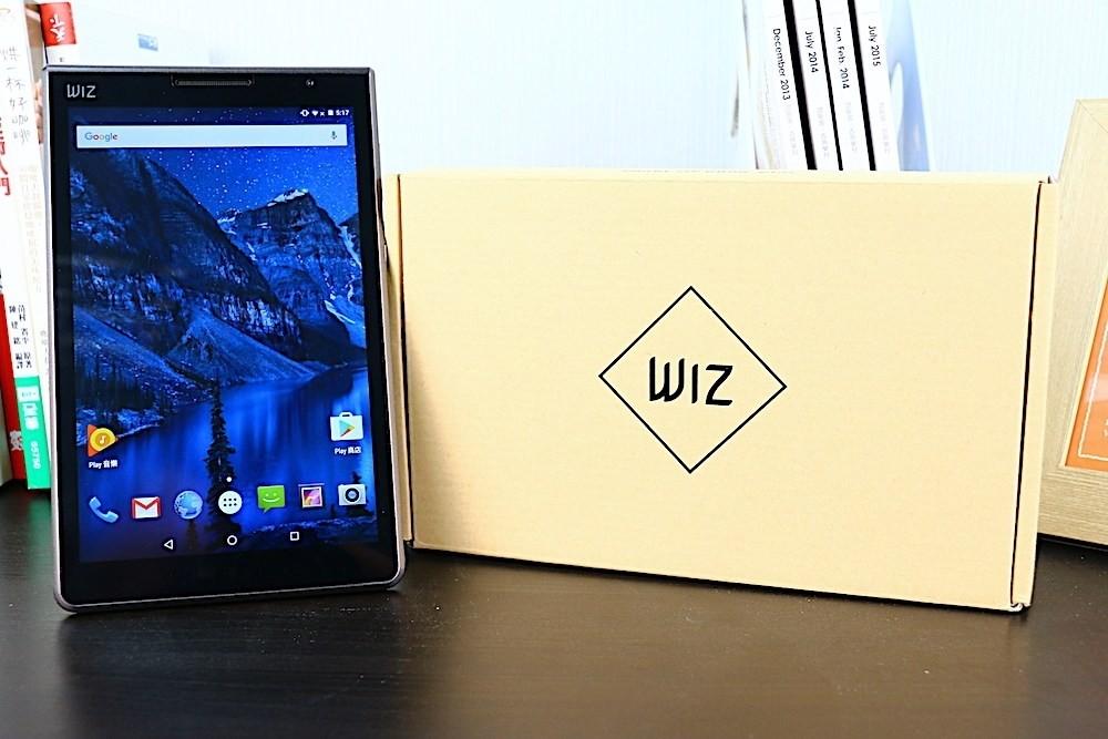 8吋超高CP值雙鏡面通話平板!必看WIZ 8288 4G Tablet動手玩