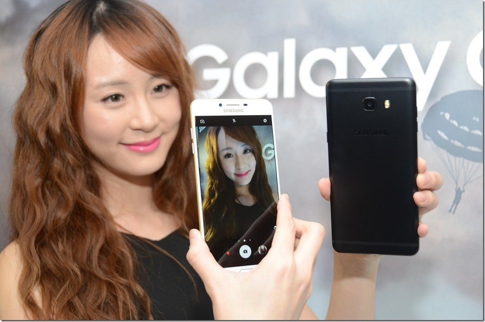 Samsung全新C系列!