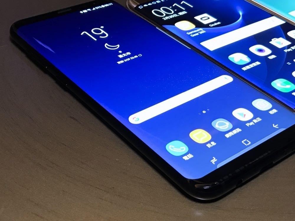 來了!三星Galaxy S8 Plus特色動手玩