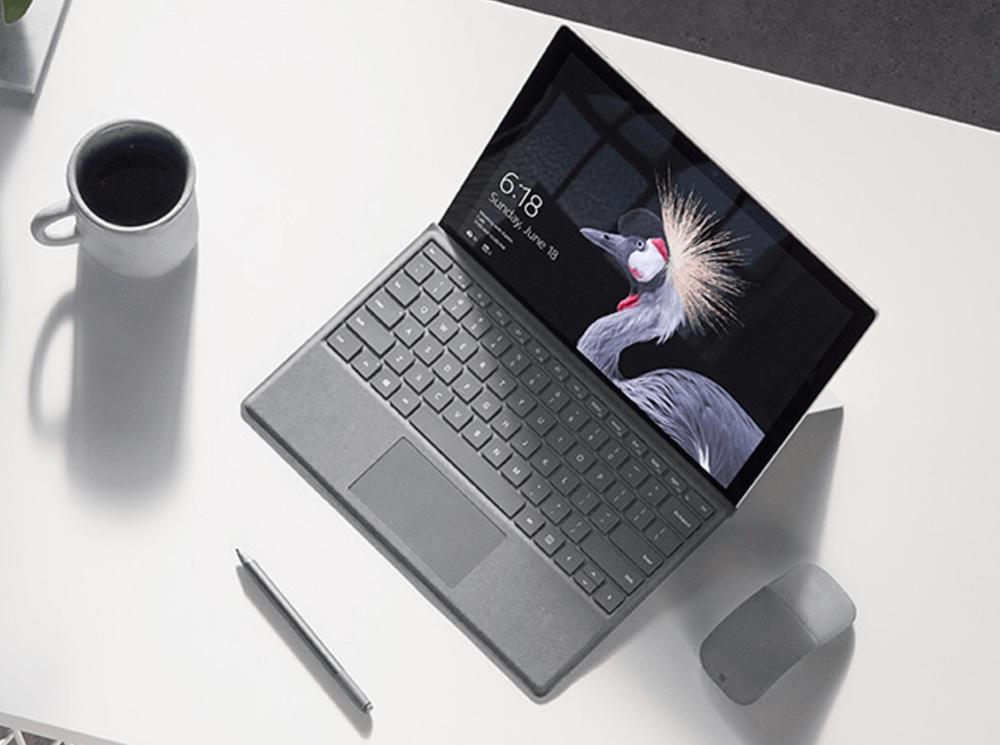 新梗?微軟在上海發表全新Surface Pro