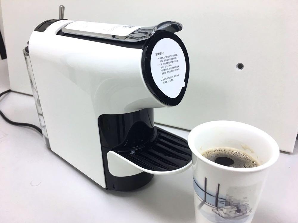 想不到小米咖啡機是這樣!