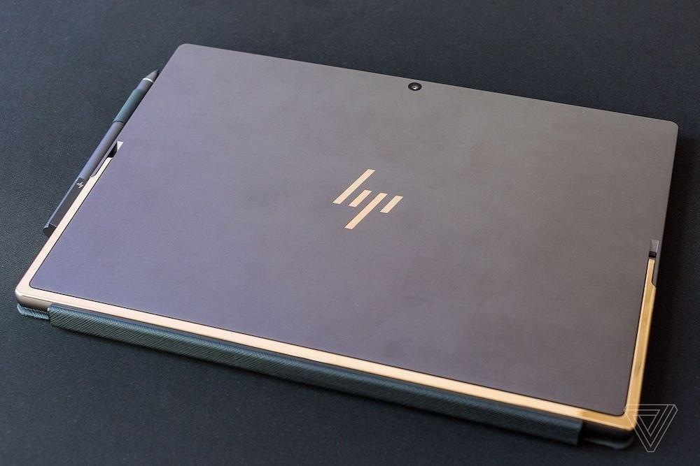 這真的是HP嗎?不讓Surface專美於前