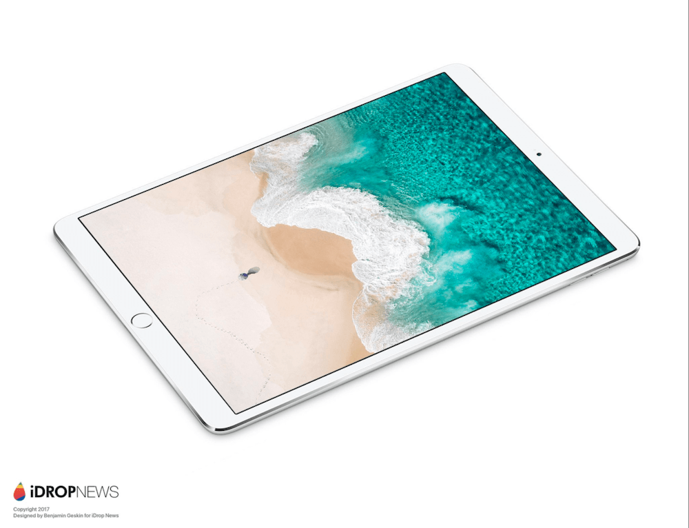 WWDC 2017將推出兩款新版iPad Pro?