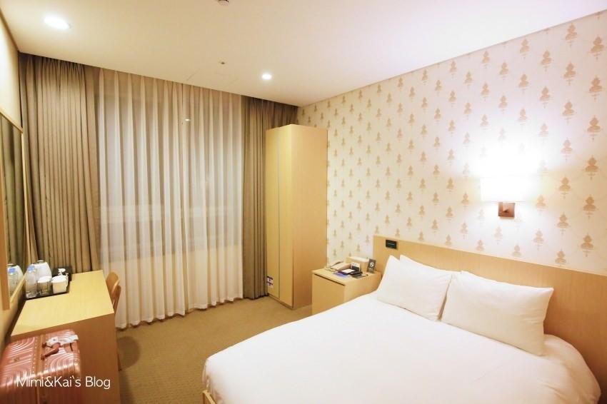 【明洞住宿推薦】首爾明洞Loisir酒店:出門就是明洞商店街&地鐵站,地點好到爆炸,房價便宜高CP