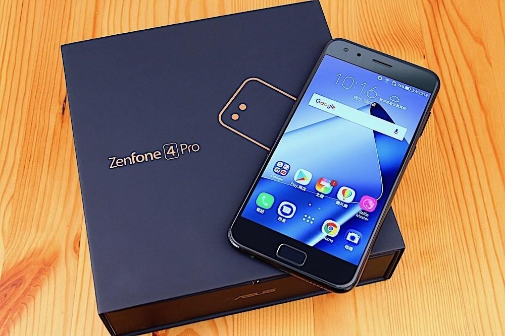 ASUS ZenFone 4 Pro 動手玩!