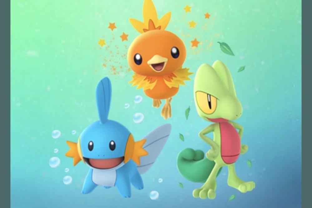 Pokemon GO 第三代登場!