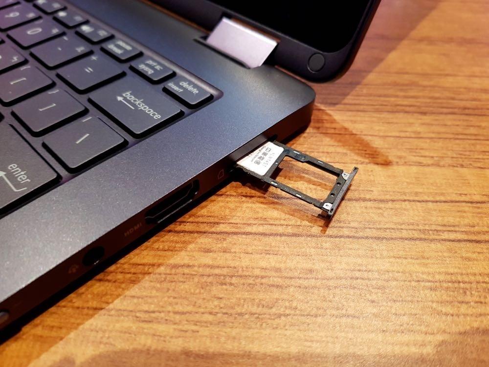 可以插SIM卡的筆電