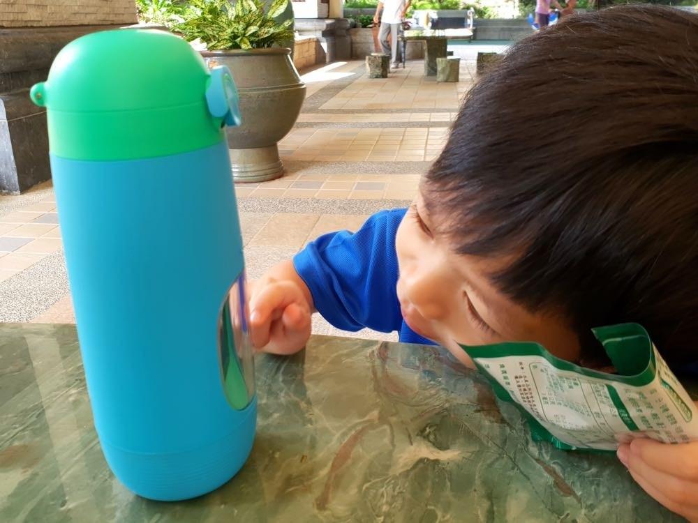 會說話的智慧水壺!