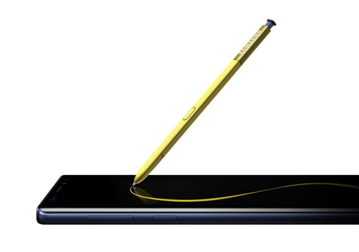 三星 Galaxy Note9 發表了!快速動手玩一玩