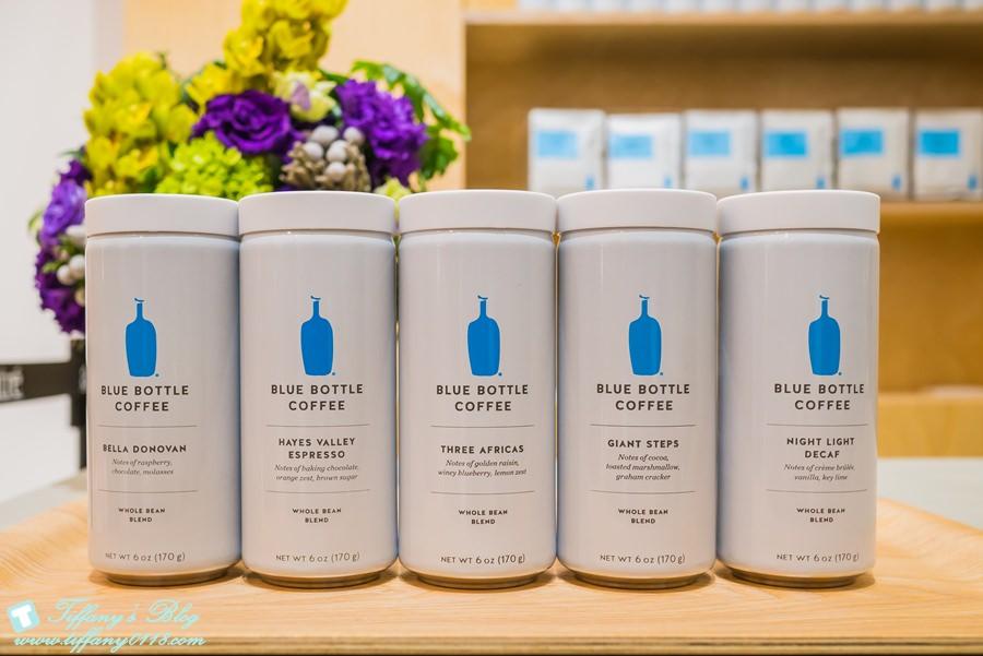 [微風南山]藍瓶咖啡Blue Bottle Coffee禮品店全紀錄/店面介紹及所有販售商品內容通通收錄