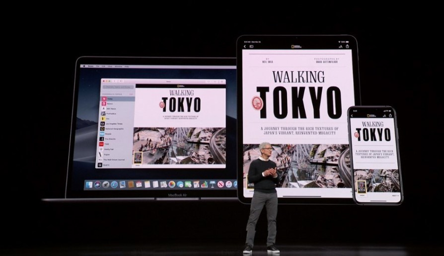 Apple 春季發表會  連信用卡都登場
