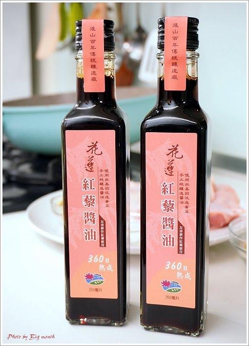 花蓮紅藜醬油