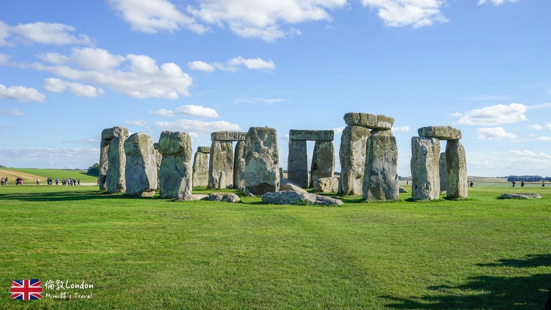 英國巨石陣 Stonehenge  交通 票價整理