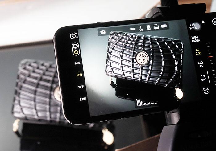 梅問題-「手機商品攝影-23」用手機拍出潻面蜘蛛人收納包