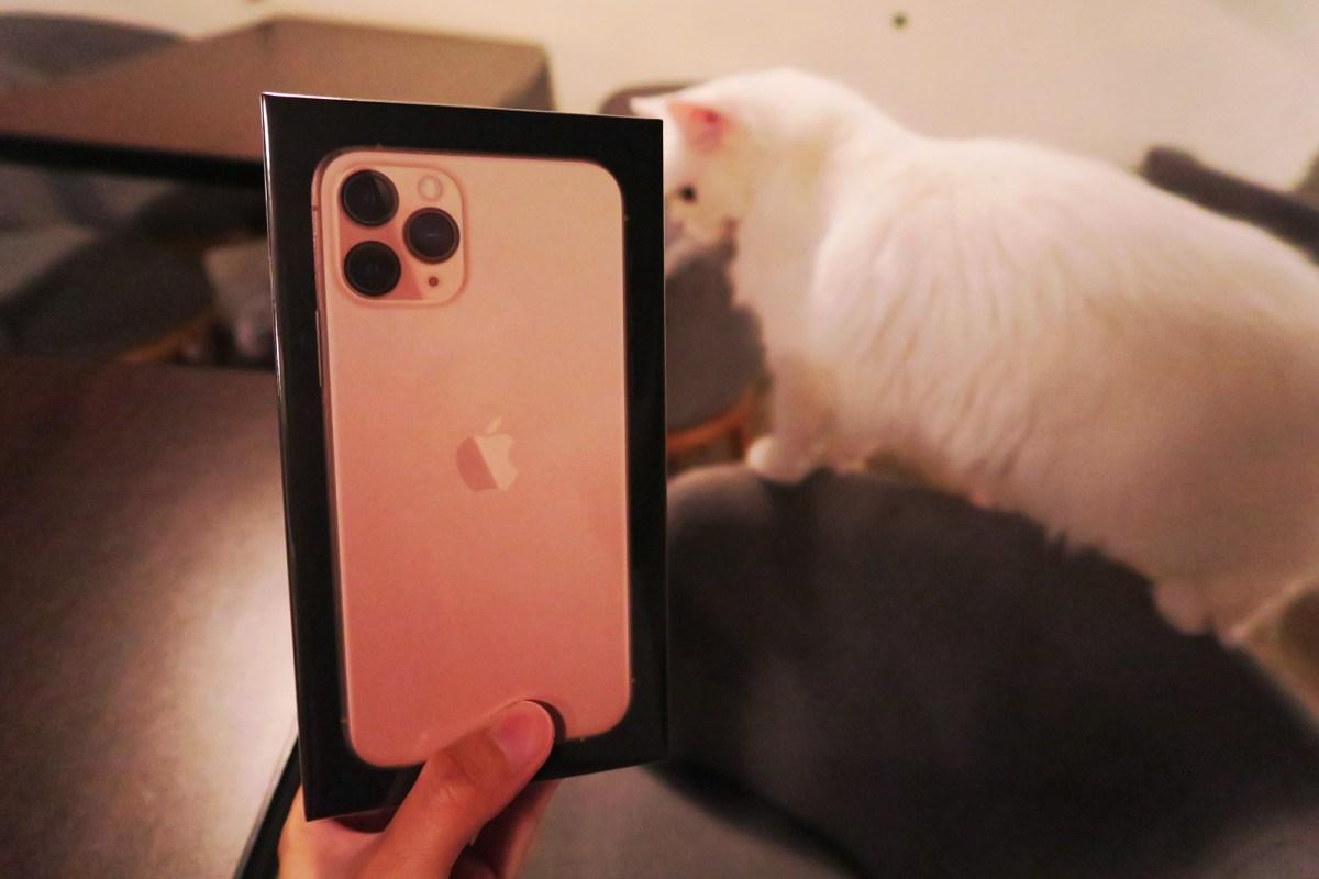 iPhone 11 Pro 外盒