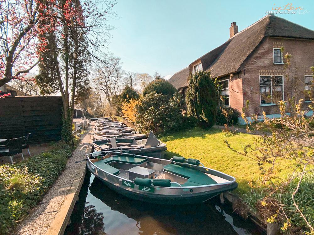 荷蘭, 荷蘭羊角村, 北方威尼斯, 荷蘭自由行
