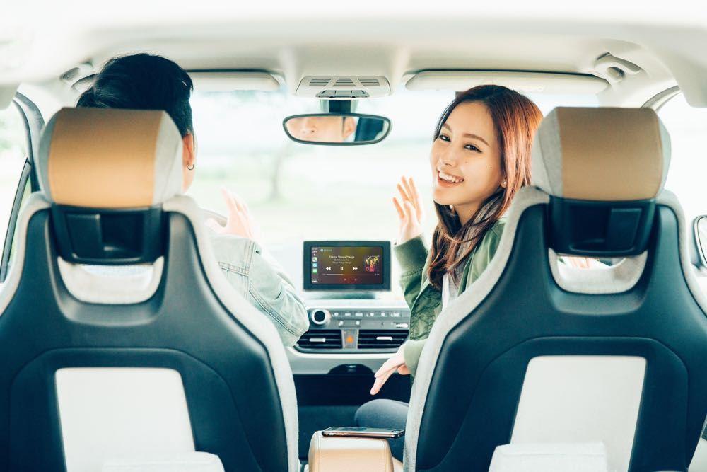 KKBOX 支援智慧車機裝置雙系統
