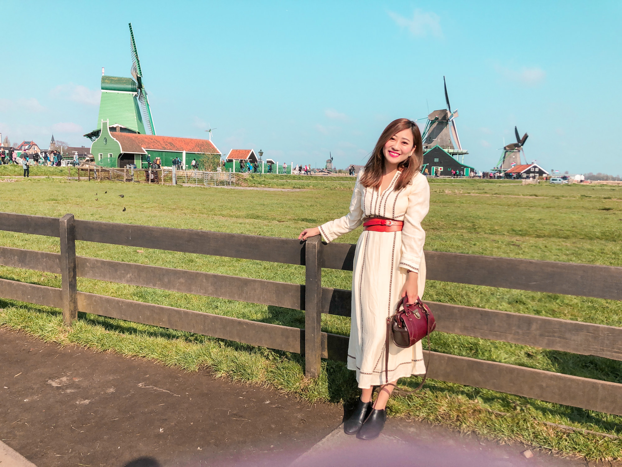 荷蘭, 荷蘭風車村, 贊斯堡, 荷蘭自由行, 荷蘭花之城