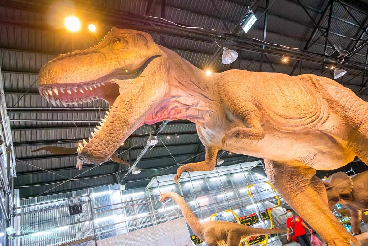 [高雄展覽]DINOLAB恐龍實驗室-救援任務/結合科普美學與教育的親子互動體驗展/現場買便宜門票攻略