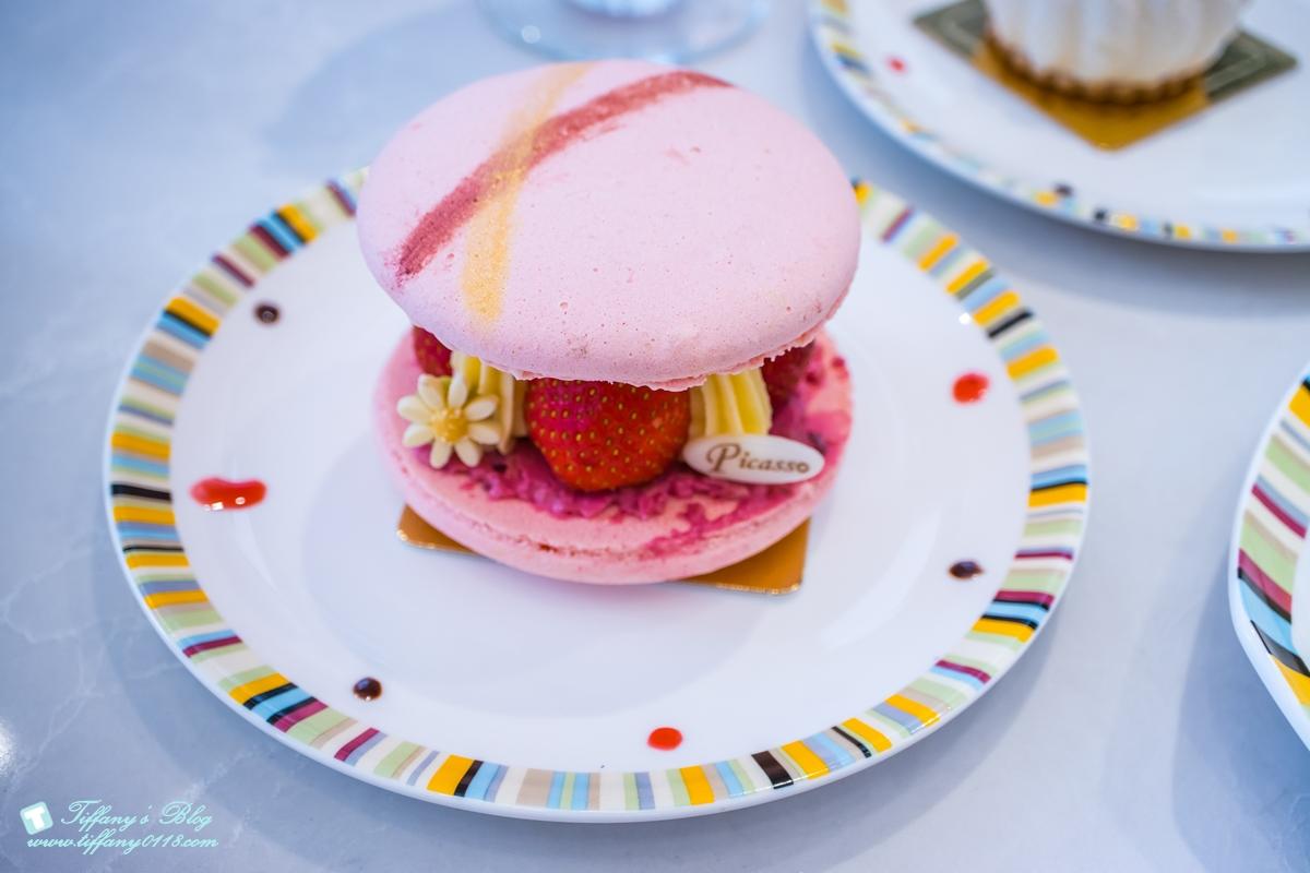 [高雄甜點]Picasso H2O Bakery畢卡索烘焙坊/甜點好吃環境優雅的高雄甜點推薦(附菜單)