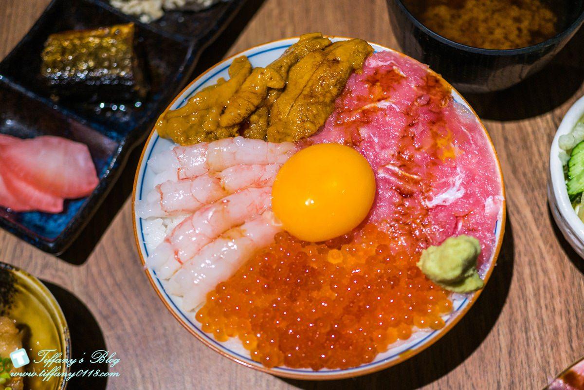 [台北美食]魚君さかなくん海鮮丼專門店/微風松高美食推薦/信義區平價日本料理
