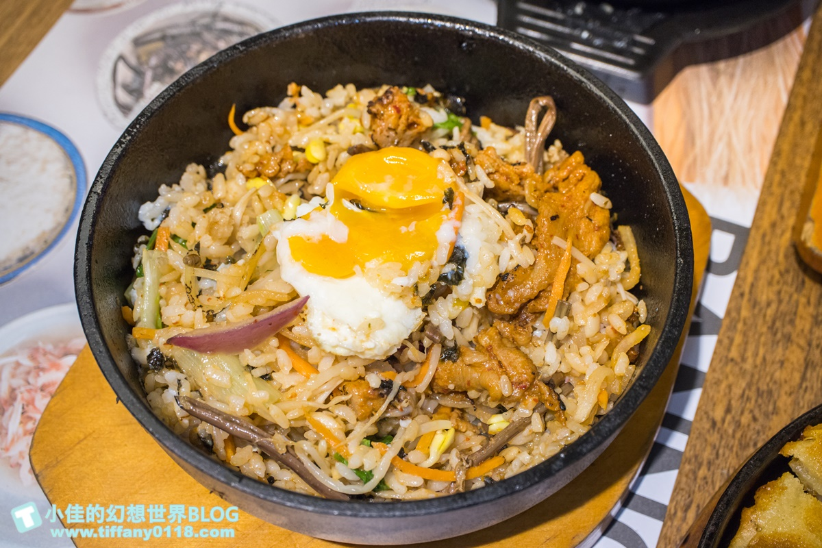HOYII北車站美食/飯饌韓式料理/餐點好吃環境舒適/雙人套餐CP值高/北車餐廳推薦