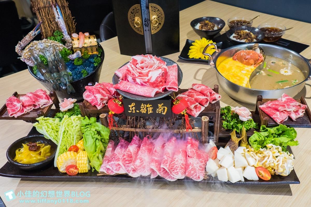 [公館美食]東雛菊風味鍋物/特色功夫湯底一喝上癮/食材用心擺盤超美的台北火鍋推薦