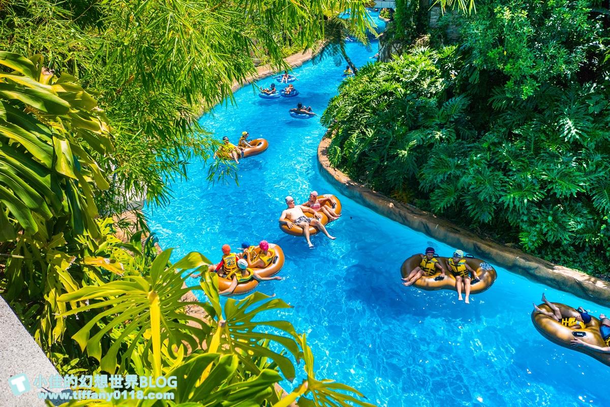 [台中玩水景點]麗寶樂園馬拉灣全攻略/10項水上設施+餐廳介紹/讓妳玩好玩滿再回家