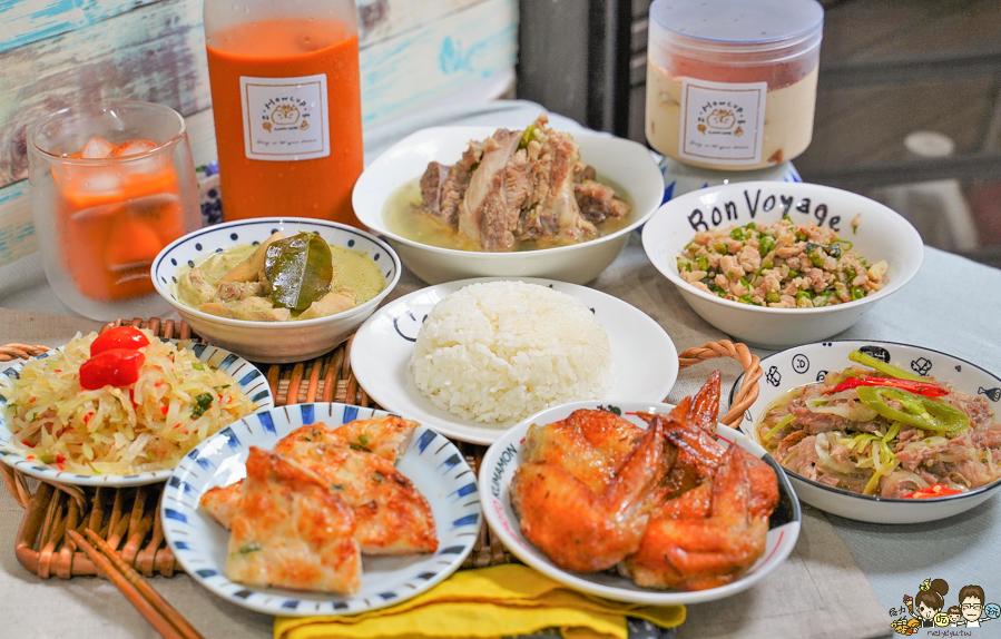 好咖 冷凍宅配 懶人包料理 居家美食 星級 泰式料理 泰式奶茶 甜點 南洋 排隊美食