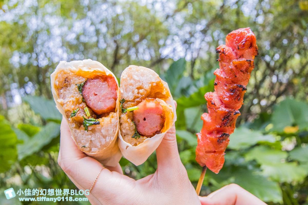 [宜蘭美食]礁溪香腸伯/潤餅皮大腸包小腸超有特色/自家辣醬大加分/宜蘭礁溪美食推薦